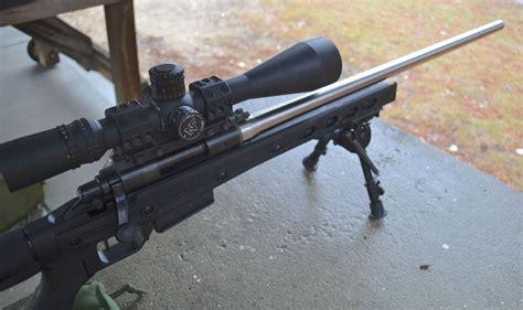 How To Rebarrel A Remington 700 Rifle
