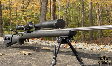 How To Rebarrel Remington 700