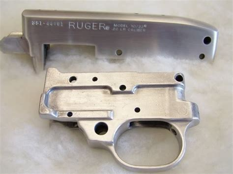 How To Refinish A Ruger 10 22 Receiver