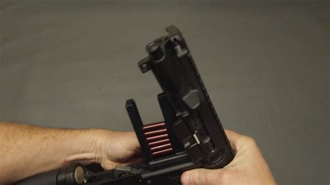 How To Remove A Fixed Magazine For Ar 15