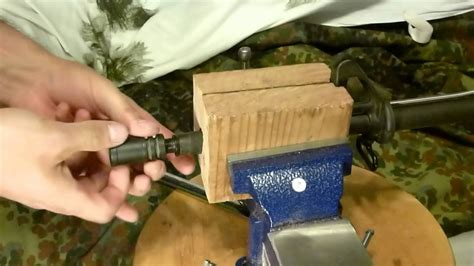 How To Remove A Pinned Ar15 Flash Hider