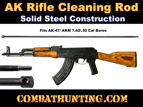 How To Remove Cleaning Rod Ak 47