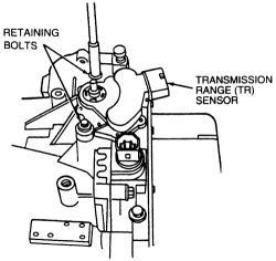 Taurus-Question How To Remove Neutral Safety Switch Ford Taurus Range Adjustment.