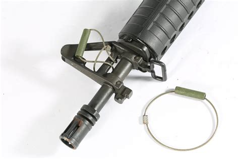 How To Remove Sling Swivel Ar-15