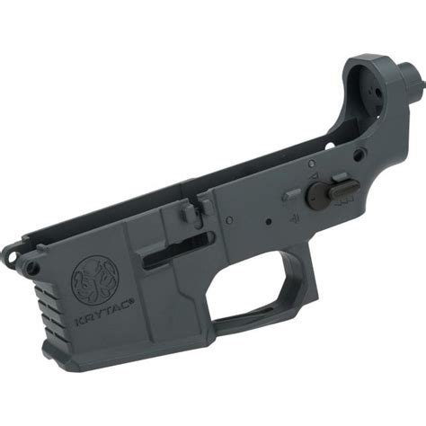 How To Replace A Krytac Lower Receiver