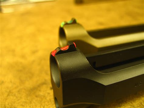 Beretta-Question How To Replace Sights On A Beretta 92fs.