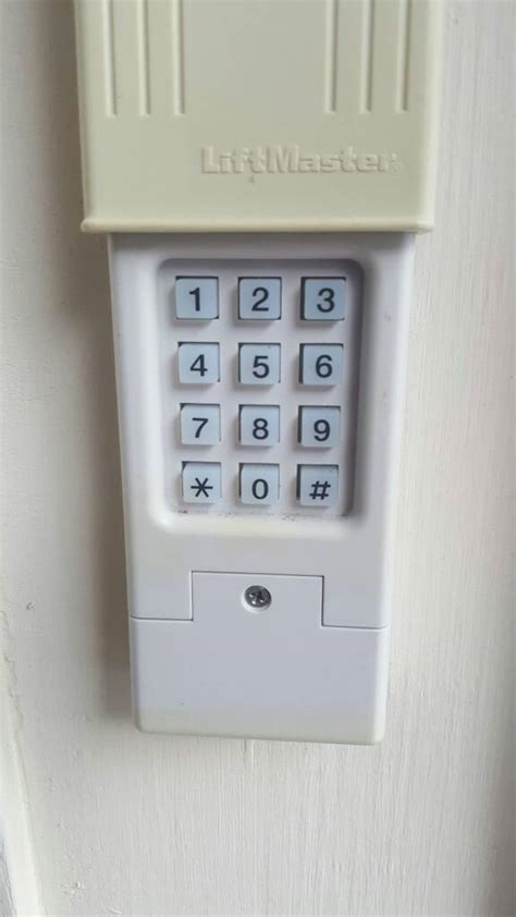 How To Reset A Garage Door Keypad Make Your Own Beautiful  HD Wallpapers, Images Over 1000+ [ralydesign.ml]