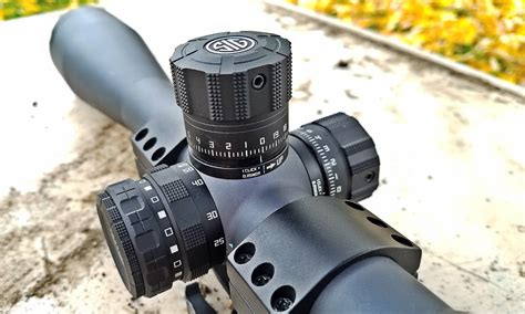 Rifle-Scopes How To Set Parallax On Rifle Scope.