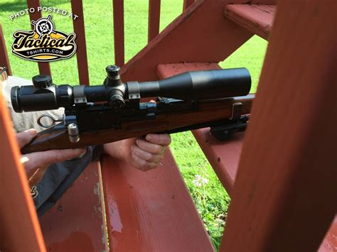 Rifle-Scopes How To Set Up Eye Relief On A Rifle Scope.
