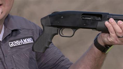 How To Shoot A Pistol Grip Shotgun