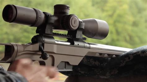 How To Shoot A Scoped Rifle Better