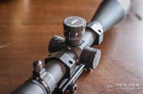 Rifle-Scopes How To Shoot Long Range Rifle With Scope.