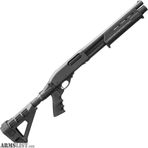 How To Shoot Remington 870 Tac 14