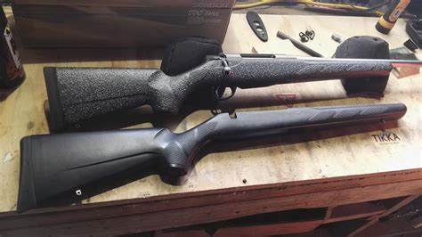 How To Shorten Synthetic Rifle Stock