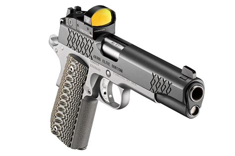 How To Sight In A Kimber 1911