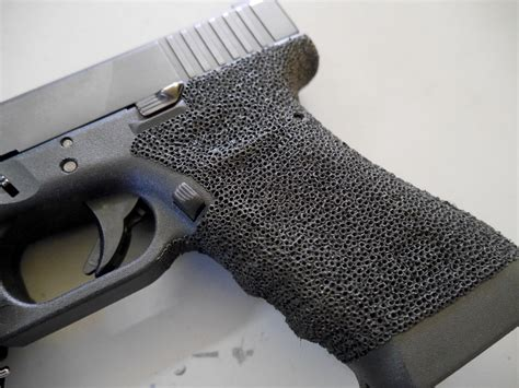 Glock-Question How To Stipple A Glock.