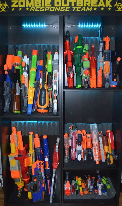 Gun-Store-Question How To Store Nerf Guns.