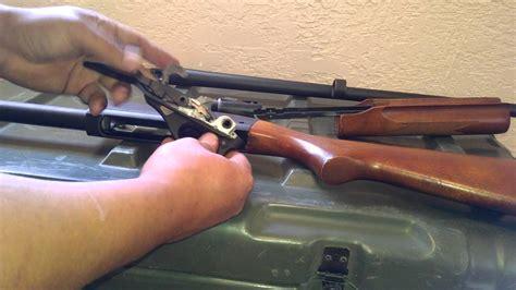 How To Take Apart A 870 Remington