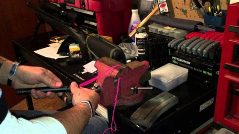 How To Take Apart Bolt Of Remington 700