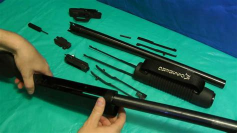 How To Take Down A Mossberg 500