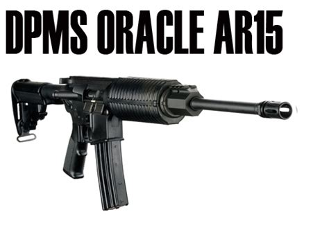 How To Take Handguard Off Dpms Oracle