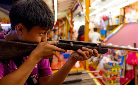 How To Teach A Child To Shoot A Rifle