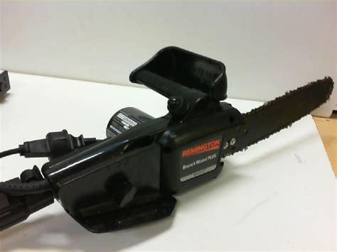 How To Tighten Chainsaw Blade Remington Branch Wizard Plus