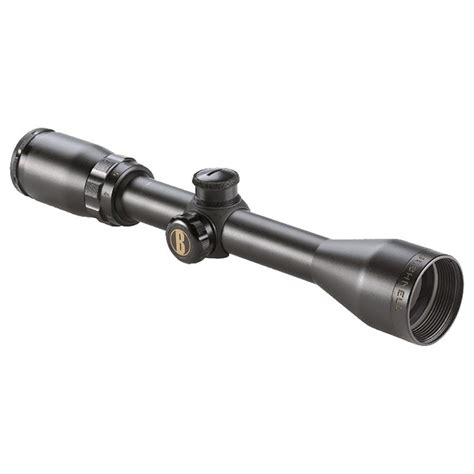Rifle-Scopes How To Use A Bushnell 1.5x-4x Banner Rifle Scope.