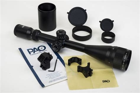 Rifle-Scopes How To Use A Mil Dot Air Rifle Scope.
