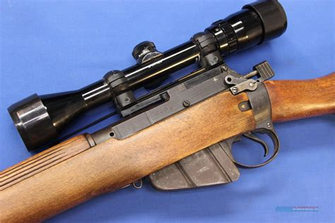 How To Use An Enfield Rifle Scope