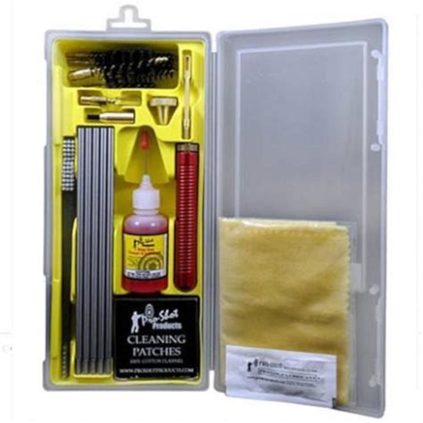 How To Use Pro Shot Gun Cleaning Kit