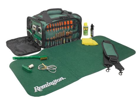 How To Use Remington Gun Cleaning Kit