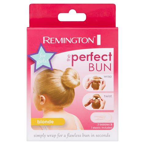 How To Use Remington Perfect Bun