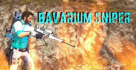 How To Use Sniper Rifle Just Cause 3