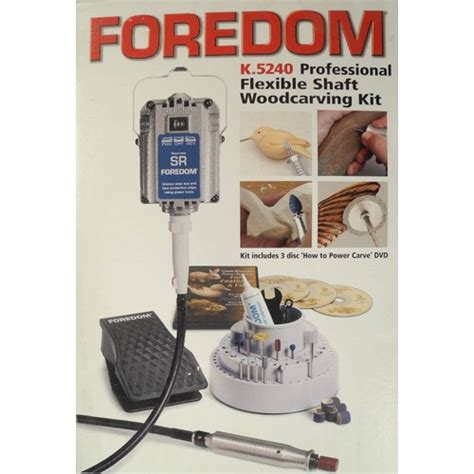 How To Use The Foredom 5240 Kit