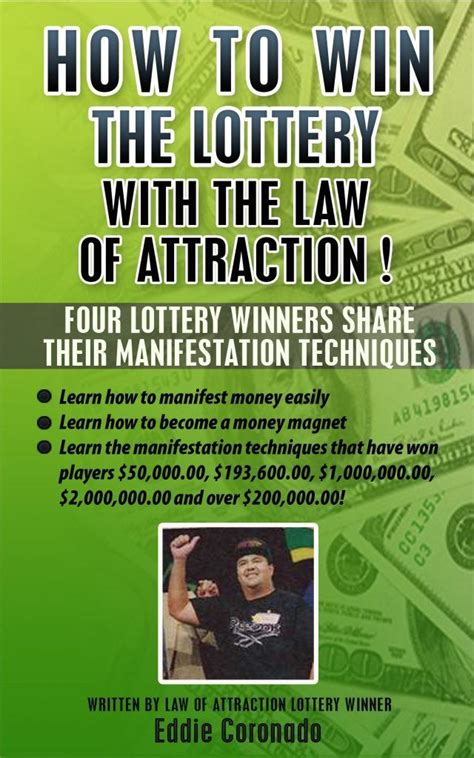 How To Use The Law Of Attraction To Win Lotto