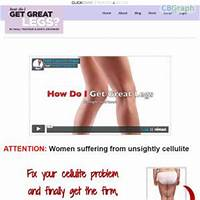 How do i get great legs cellulite banishing program step by step