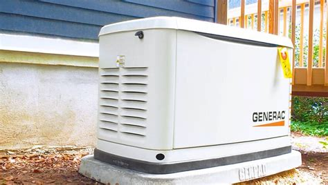 How Much Do Generac Generators Cost Image