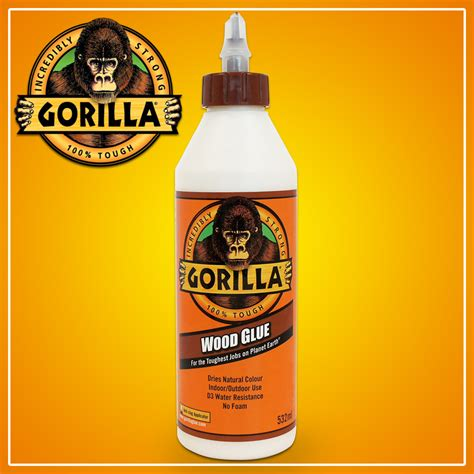 How strong is gorilla glue Image