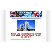 How to arrive and thrive in the uk compare