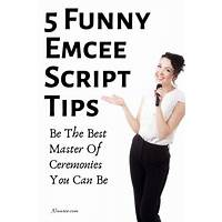 How to be a fun wedding mc coupon codes