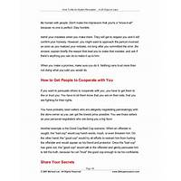 How to be an expert persuader in 20 days or less! reviews