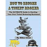 How to become a ticket broker and make money from home guides