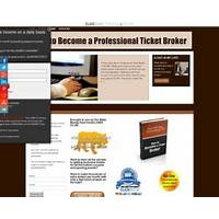How to become a ticket broker and make money from home free trial