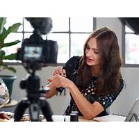 Compare how to become an influencer without using social media