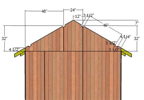 How to build 10x12 shed Image