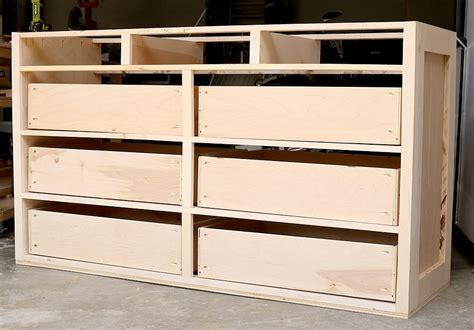 How to build a bedroom dresser Image