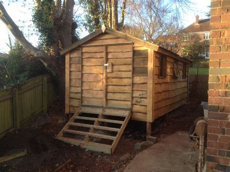 How to build a garden shed step by step uk Image