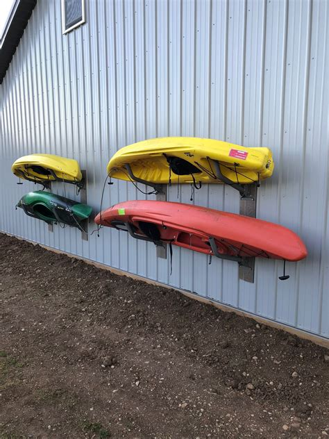 How to build a kayak rack for garage Image