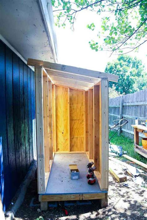 How to build a mini shed Image